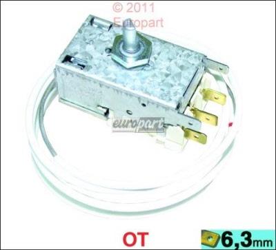 Kuhlschrank thermostat generalelectric ge for Ge kühlschrank