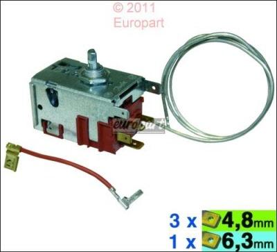 Kühlschrank Thermostat - Gaggenau